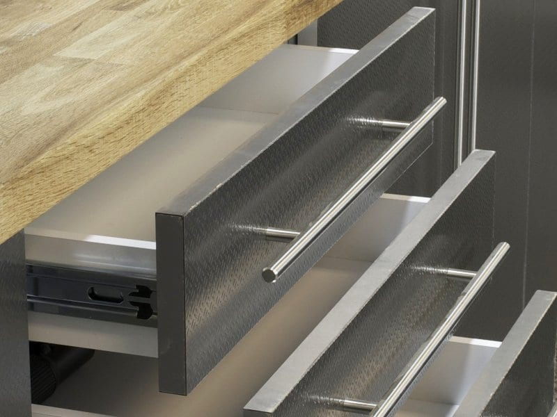 Steel T-Bar Handles